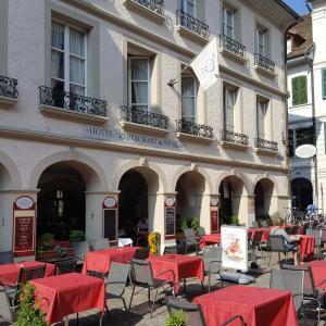 Hotel Pictures: Hostellerie du XVI Siècle, Nyon