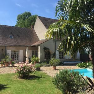 Hotel Pictures: Fleurs de Vignes, Montagny-lès-Beaune