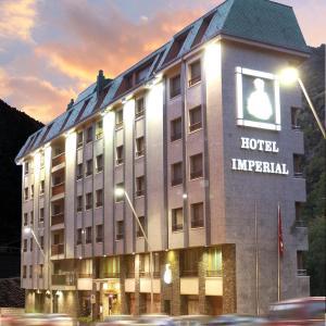 Hotelbilleder: Imperial Atiram Hotel, Sant Julià de Lòria