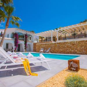 ホテル写真: Abahana Villa El Palmeral, Benissa