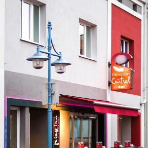 Hotellikuvia: Pension Central, Markt Piesting
