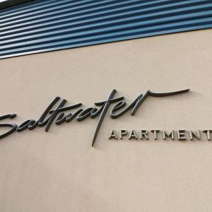 Фотографии отеля: Saltwater Apartments, Эдем