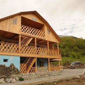Hotellikuvia: Hotel Qortvebish Svaneti, Tvebishi