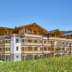 Fotos do Hotel: Residenz Drachenstein Wildschönau, Niederau