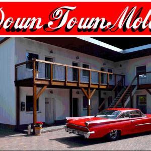 Hotelbilleder: Down Town Motel, Berlin