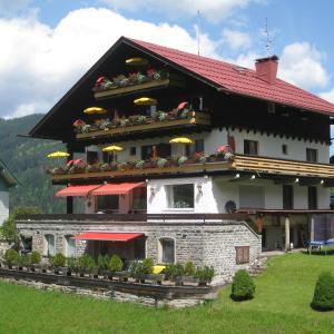 Hotelfoto's: Appartementenhaus de Baar, Riezlern