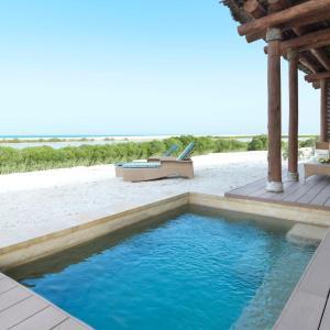 酒店图片: Anantara Sir Bani Yas Island Al Yamm Villa Resort, 达沙