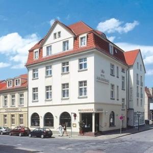 Hotelbilleder: Hotel Kronprinz, Greifswald