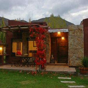 Hotellikuvia: Cabanas La Lechuza, Potrerillos