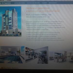 Hotel Pictures: Silver Tower 1102, Balneário Camboriú