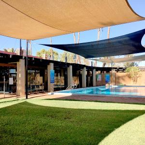 酒店图片: Port Hedland Walkabout Motel, 黑德兰港