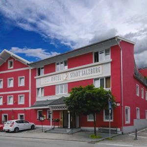 Hotelbilleder: Hotel Stadt Salzburg, Bad Ischl