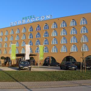 Hotelbilleder: Tobbaccon Hotel, Bensheim