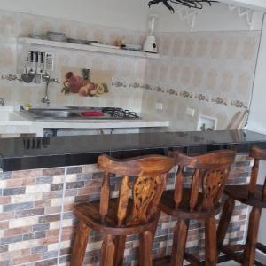Hotel Pictures: Casa Campestre Mata De Coca, Villavicencio