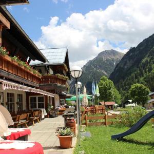 酒店图片: Alpenhotel Widderstein, 米特尔贝格