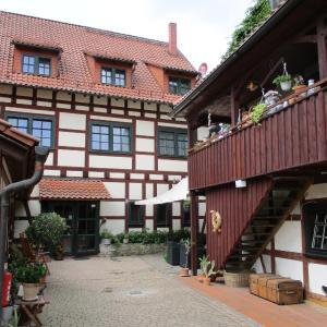 Hotel Pictures: Hotel Erfurter Kreuz, Kirchheim