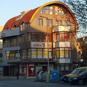 Hotellikuvia: Hotel Africa, Haskovo