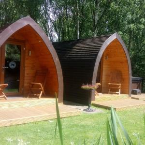 Hotel Pictures: Low Lock Riverside Retreat, Mexborough