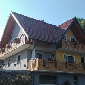 Фотографии отеля: Ferienwohnung Stoff, Kitzeck im Sausal