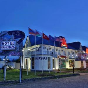 Φωτογραφίες: Europa Hotel, Κουτάισι