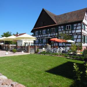 Hotelbilleder: Pension Blume, Auenheim