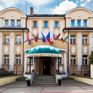 Hotel Pictures: Hotel Roosevelt, Litoměřice