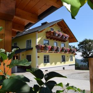 Hotellikuvia: Huberhof im Almenland, Sankt Kathrein am Offenegg