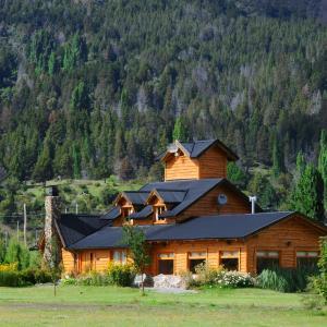 Hotelbilleder: Hosteria Ruca Kitai, Villa Lago Rivadavia