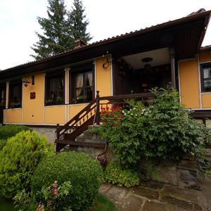 ホテル写真: Encheva Guest House, コプリフシティツァ
