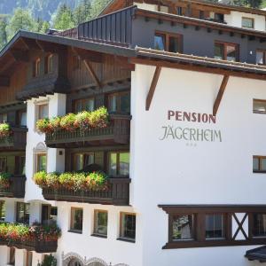 Hotelbilder: Frühstückspension Jägerheim, Kaunertal