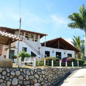 Hotel Pictures: Hotel Campestre la Loma curiti, Curití