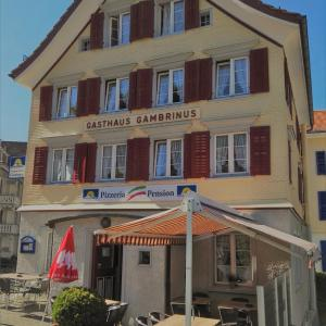 Hotel Pictures: Pizzeria-Pension Gambrinus, Walzenhausen
