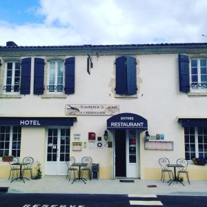 Hotel Pictures: Logis Auberge La Cremaillere, Villandraut