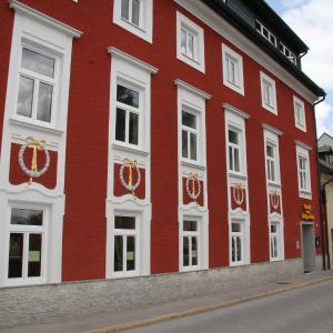 Fotografie hotelů: Hotel zum Heiligen Geist, Mariazell