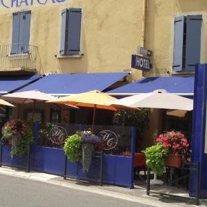 Hotel Pictures: Hotel du Chateau, Château-Arnoux-Saint-Auban