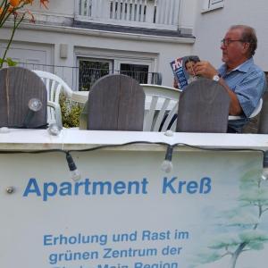Hotelbilleder: Apartment Kreß, Hofheim am Taunus