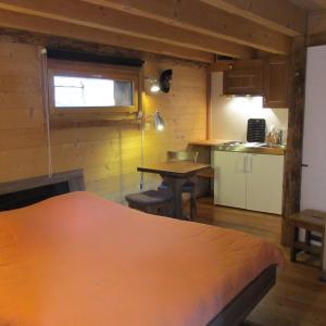 Hotel Pictures: Chambre Chez Philippin Bruson, en face de Verbier, Bruson