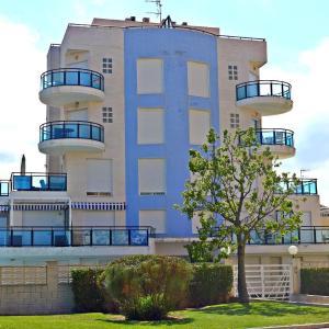 Hotel Pictures: Apartamento frente al mar, Oliva