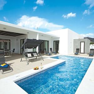 Hotel Pictures: Villa Mercedes, Playa Blanca