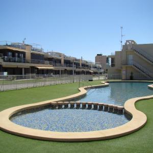 Hotel Pictures: Top floor apartment by the sea, La Horadada