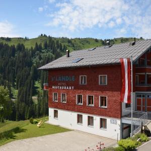 酒店图片: Ländle Hotel, Damuls