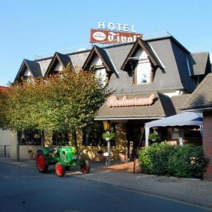 Hotelbilleder: Hotel Tivoli, Osterholz-Scharmbeck