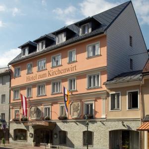 Fotografie hotelů: Hotel zum Kirchenwirt, Mariazell