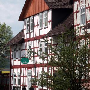 Hotelbilleder: Ehlener Poststuben, Habichtswald