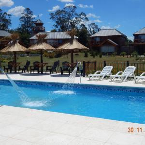 Fotografie hotelů: Cabañas Antulafken, La Estafeta
