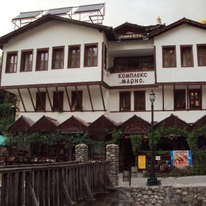 酒店图片: Mario Hotel & Complex, Melnik