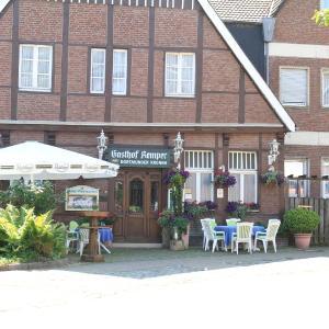 Hotelbilleder: Hotel Kemper, Havixbeck