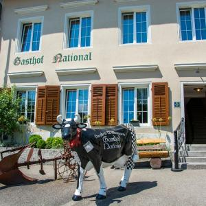 Hotel Pictures: Gasthof National, Langendorf