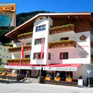 Hotellikuvia: Appartements und Frühstückspension Passler, Sankt Jakob in Defereggen