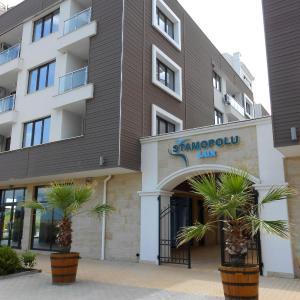 Foto Hotel: Apartments Stamopolu Lux-Building B, Primorsko
